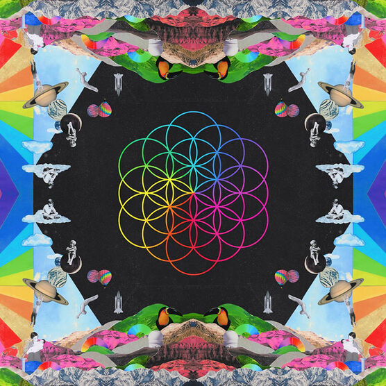 Coldplay - A Head Full Of Dreams - CD