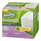 Swiffer Sweeper Dry Cloths Refills - Lavender Vanilla - 32's