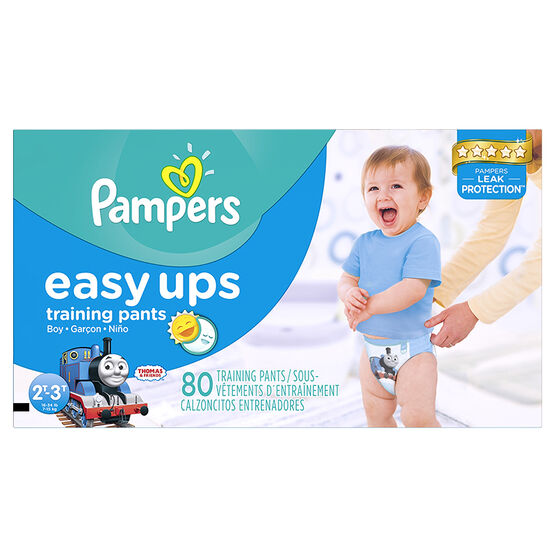 Pampers Easy Ups Trainers - Boys - 2T-3T - 80's/Super