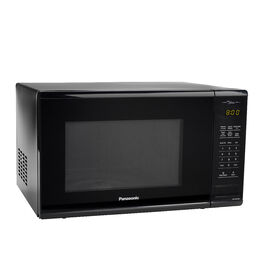 Panasonic 1.3 Cu.Ft. Genius Microwave - Black