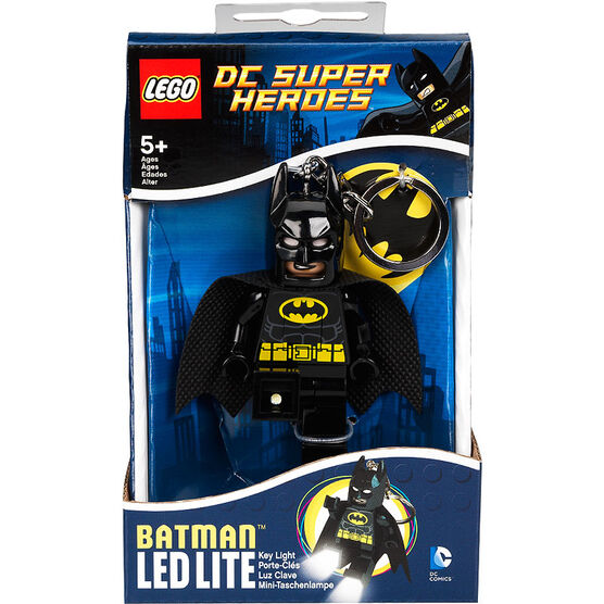 Lego DC Super Heroes Light Keychain - Assorted