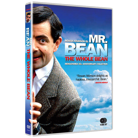 Mr. Bean: The Whole Bean - DVD