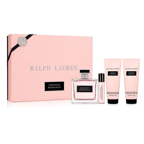 Ralph Lauren Midnight Romance Set - 4 piece