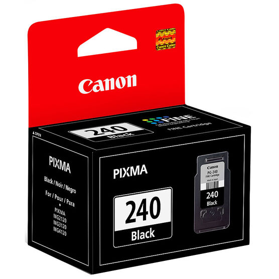 Canon PG-240 Ink Cartridge - Black - 5207B001