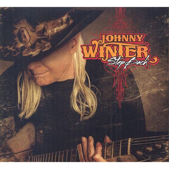 Johnny Winter - Step Back - CD