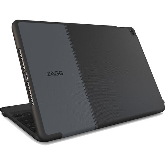 Zagg Folio Keyboard For iPad Mini 4 - Black - Z-IM4ZFK-BB0
