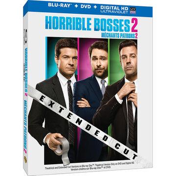 Horrible Bosses 2 - Blu-ray + DVD + Digital HD