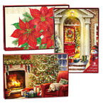 American Greetings Christmas Cards - Traditional - 14 count - Assorted