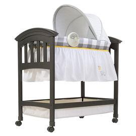 Summer Infant Classic Comfort Wood Bassinet - Buffalo Check - 26243