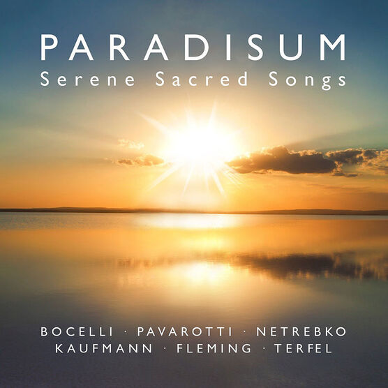 Various Artists - Paradisum: Serene Sacred Songs - 2 CD