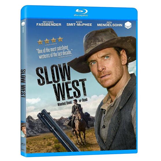 Slow West - Blu-ray