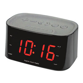 Sylvania Bluetooth Clock Radio