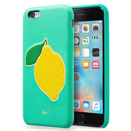 Laut KITSCH iPhone 6/6s Case - Lemon - LAUTIP6KHTU