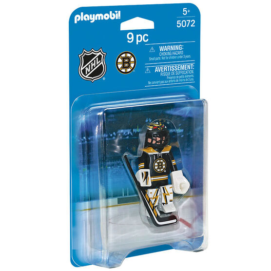 Playmobil NHL Bruins Goalie - 50724