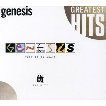 Genesis - Turn It On Again: Greatest Hits - CD
