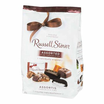 Russell Stover Assorted Fine Chocolates - 587g