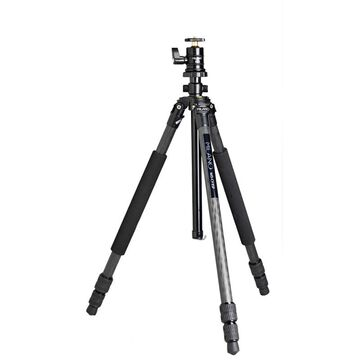 Milano Carbon Fiber Tripod with RS1 Head - RS1/M3-CF3SF
