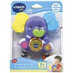 VTech Baby Shake & Sing Elephant Rattle
