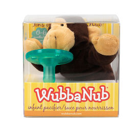 Wubbanub Infant Pacifier - 0-6 Months