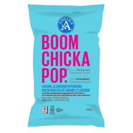 Angie's Boomchickapop - Caramel & Cheddar Mix - 128g