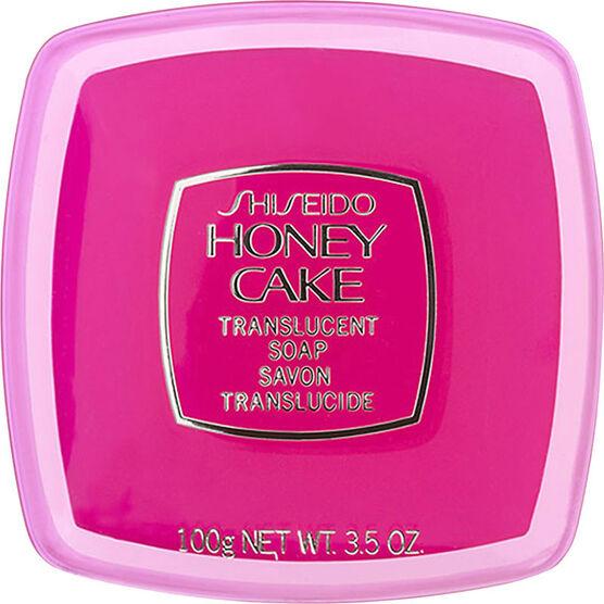 Shiseido Honey Cake Soap - Red