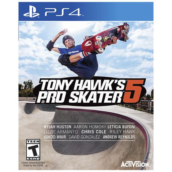 PS4 Tony Hawks: Pro Skater 5