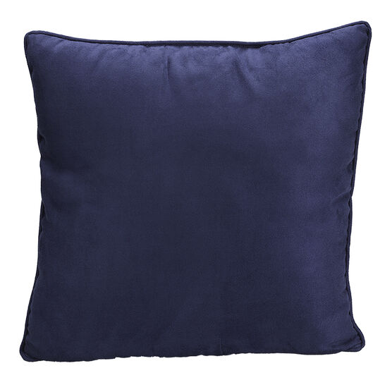 London Drugs Faux Suede Cushion - Eclipse