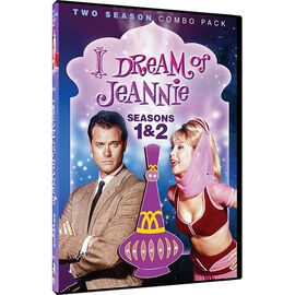 I Dream of Jeannie: Seasons 1 and 2 - DVD
