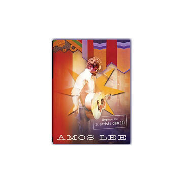 Amos Lee: Live from the Artists Den - DVD