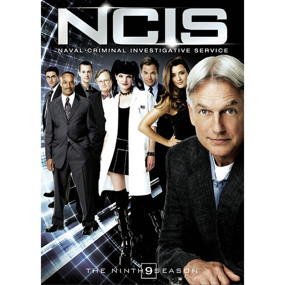 NCIS: The Ninth Season - DVD