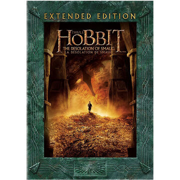 The Hobbit: The Desolation of Smaug (Extended Edition) - DVD