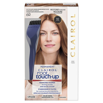 clairol nice 39 n easy root touch up 6r light auburn. Black Bedroom Furniture Sets. Home Design Ideas
