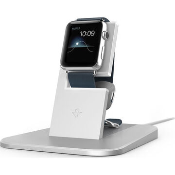 Twelve South HiRise iWatch Stand - Silver - TS121503