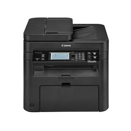 Canon imageCLASS MF216N Black & White Laser Multifunction Printer - Black