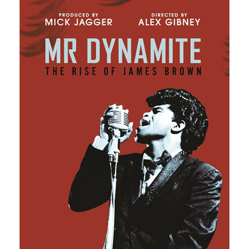 Mr. Dynamite: The Rise of James Brown - Blu-ray