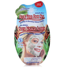 Montagne Jeunesse Aloe Vera Face Spa Fabric Facial