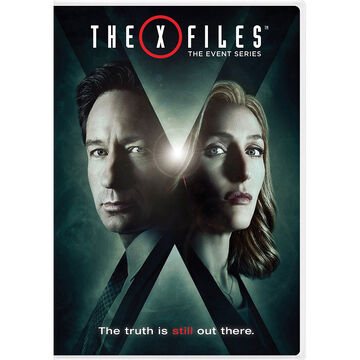 The X-Files: The Event Series - DVD