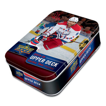 Upper Deck 2015-16 NHL Series Two Tin - Assorted