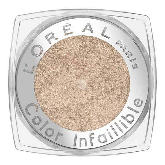 L'Oreal La Couleur Infallible Eyeshadow - Sahara Treasure