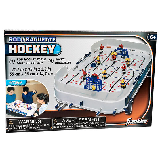 Rod Hockey Game - 55 x 38 x 14.7cm