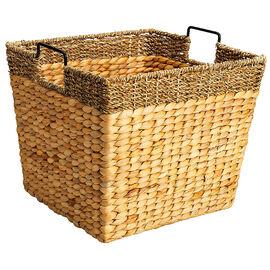 London Drugs Water Hyacinth Square Basket