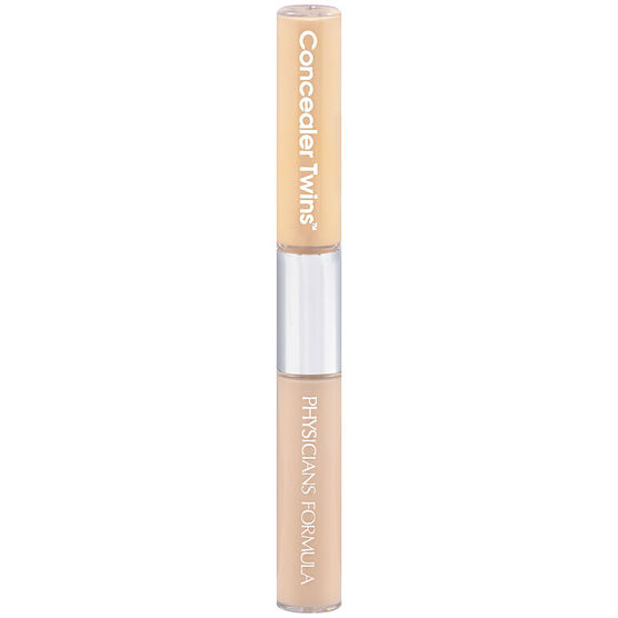 Physicians Formula Concealer Twins Cream Concealer 2-in1 Correct and Cover (SPF 10) - Yellow Light