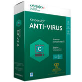 Kaspersky Anti-Virus 2016 - 3 Devices