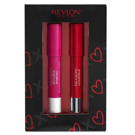 Revlon Craveable Lip Balm Set - Under The Mistletoe