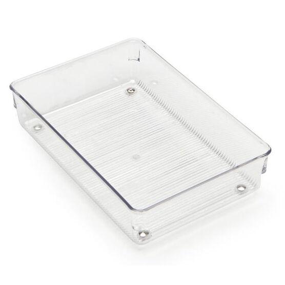 InterDesign Linus Drawer Organizer - Clear - Medium
