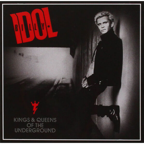 Billy Idol - Kings and Queens of the Underground - CD