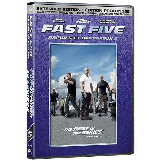 Fast Five - DVD