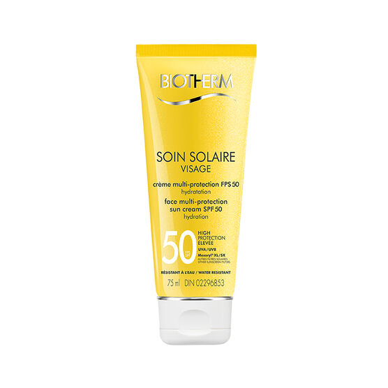 Biotherm Soin Solaire Visage Face Sun Cream - SPF 50 - 75ml