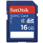 SanDisk 16 GB SDHC Card - SDSDB-016G-B35S