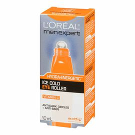 L'Oreal Men Expert Hydra-Energetic Ice Cold Eye Roller - 10ml